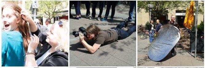 Fotostrecke Shooting