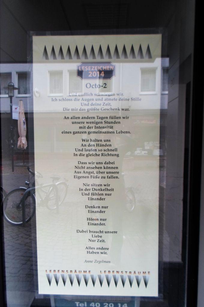 Gedicht Hildesheim 2