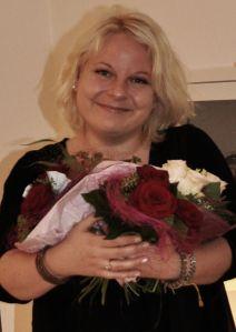 Anne mit Blumen