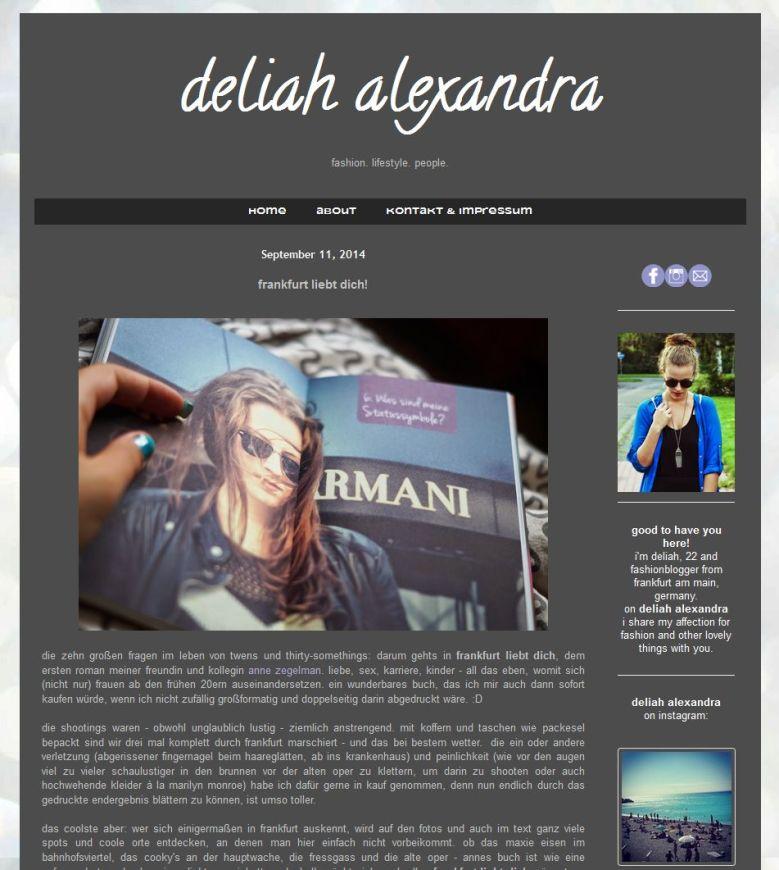 Deliah Alexandra Screenshot