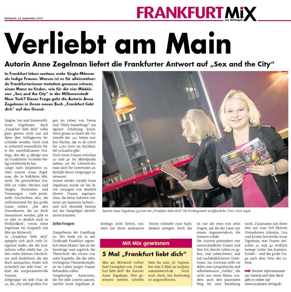 Mix am Mittwoch, 24.09.2014