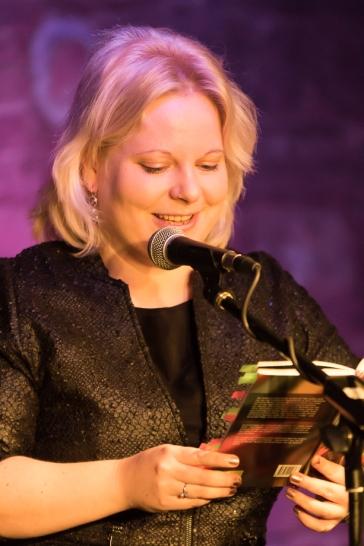 Anne auf der Bühne 2