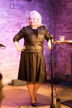 Anne auf der Bühne 5