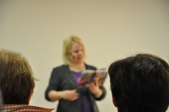 Anne bei der Lesung2