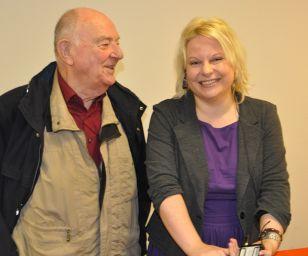 Anne mit Peter Hillebrecht