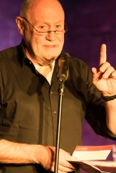 Rainer Erd, der Chef des FABRIK-Kulturprogramms.