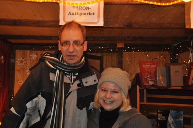 Weihnachtsmarkt Gerd und Anne