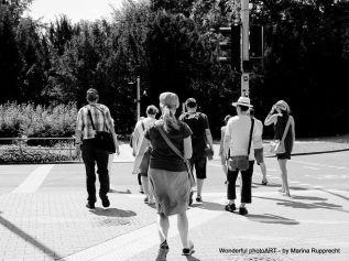 Weiter gehts Richtung Konstabler Wache. Foto: Marina Rupprecht / Wonderful photoART