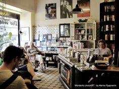 Anne liest das letzte Kapitel der Tour. Foto: Marina Rupprecht / Wonderful photoART