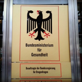 In Berlin-Mitte ist praktischerweise alles direkt vor der Haustür.