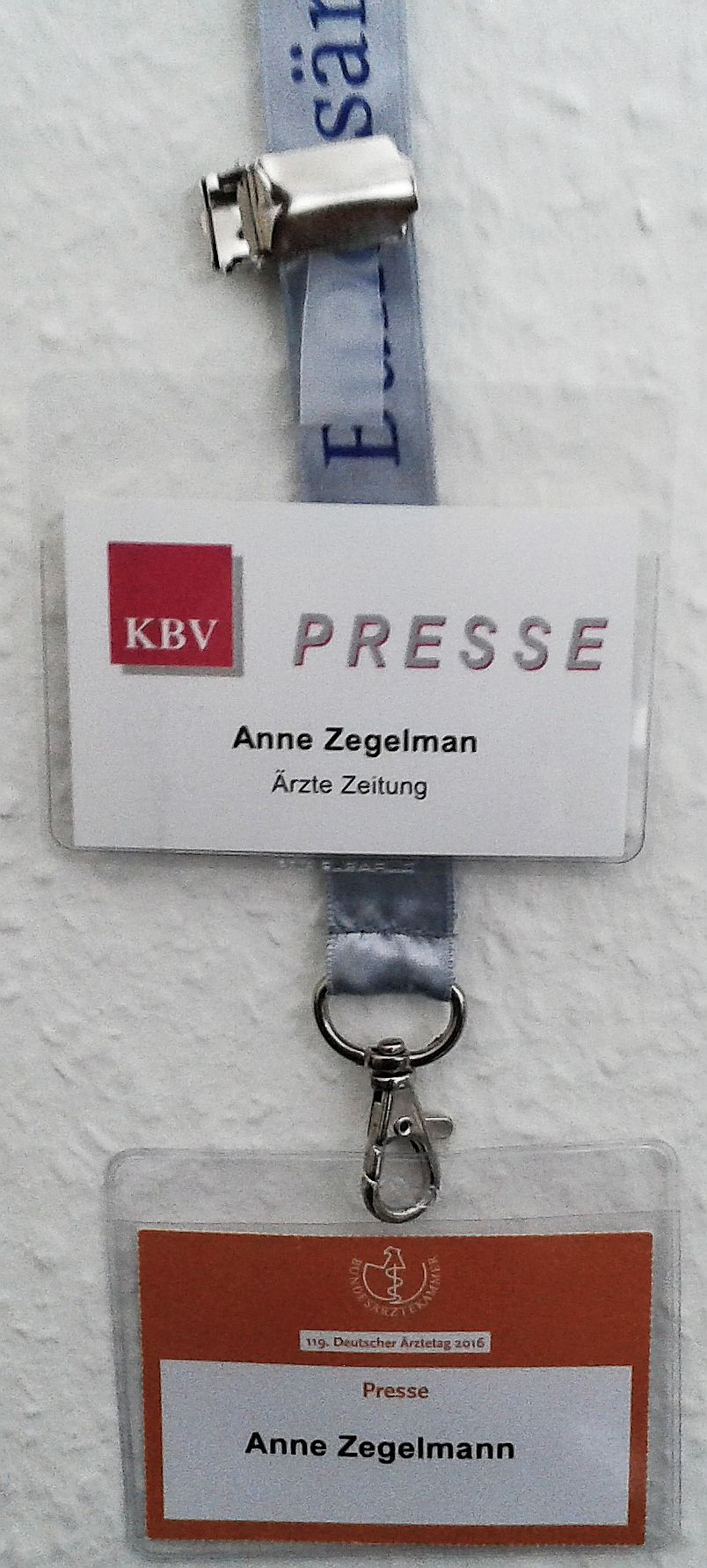 Presseschilder