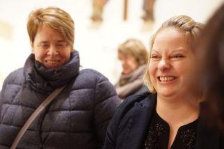 Anne und Bettina