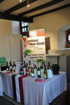 Bordeaux Wein direkt