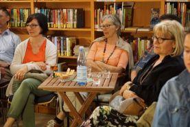 Interessiertes Publikum in Niederbrechen.