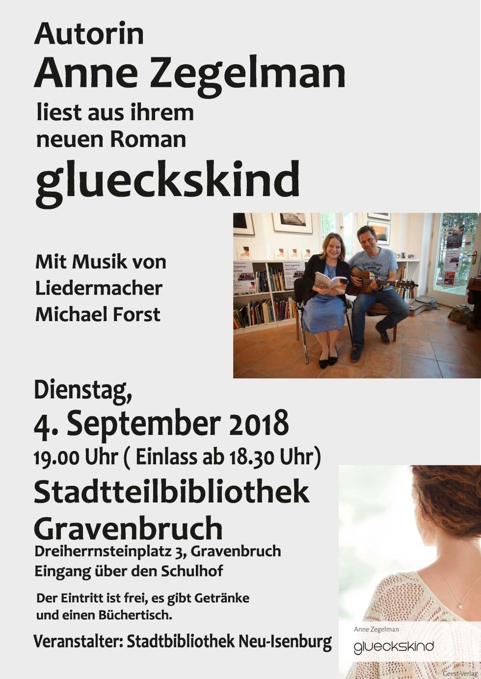 Plakat Gravenbruch