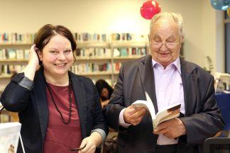 Anne mit Theo Wershoven - Nicole