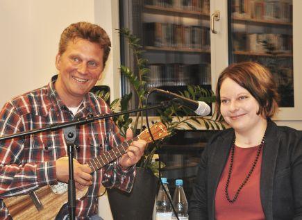 Anne und Micha in Gravenbruch - Björn