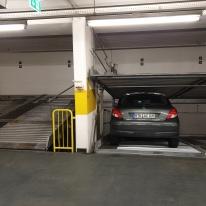 Im Herbst 2019 habe ich beschlossen, mein Auto künftig nicht mehr extern zu parken, sondern im wdv-Haus - mit Kippparkplatz, ein echtes Abenteuer.